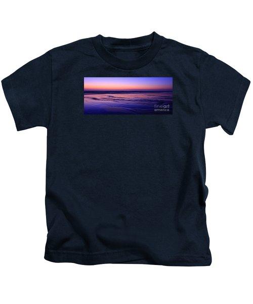 La Jolla Shores Twilight Kids T-Shirt