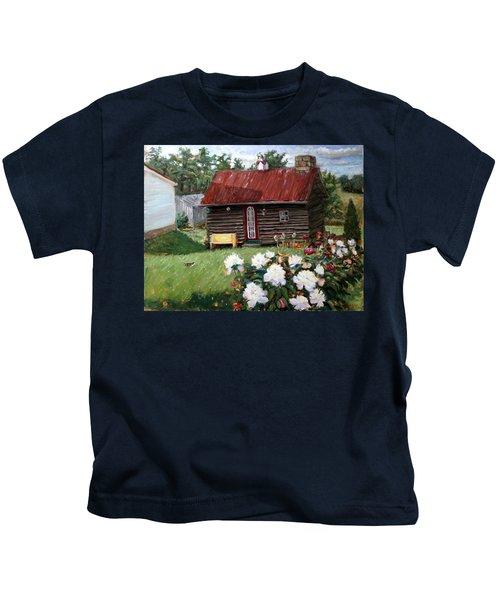 La006 Kids T-Shirt