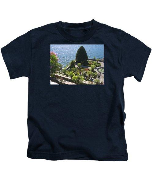 Lake Maggiore Magic Kids T-Shirt
