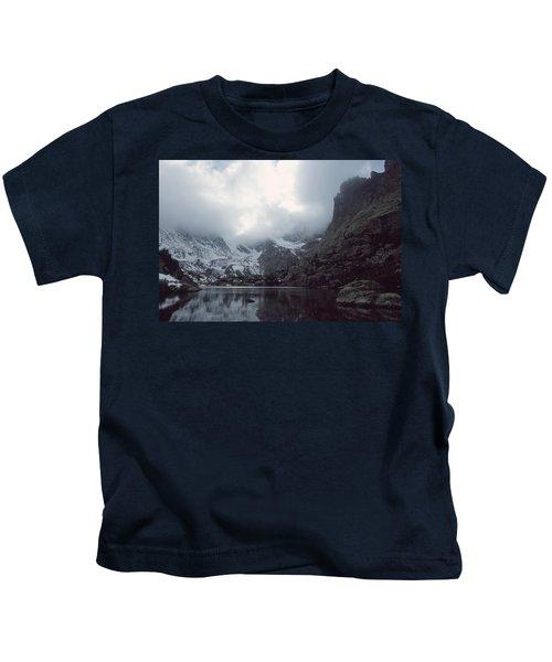 Lake Of Glass Kids T-Shirt