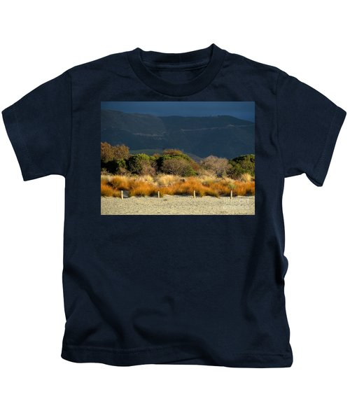 Late Afternoon Colours Kids T-Shirt