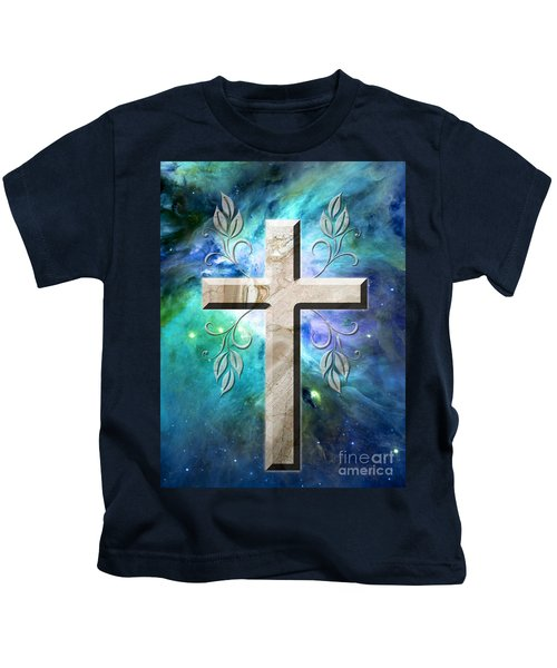 Life In Blue Kids T-Shirt