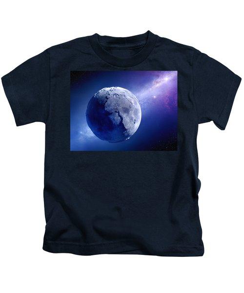 Lifeless Earth Kids T-Shirt
