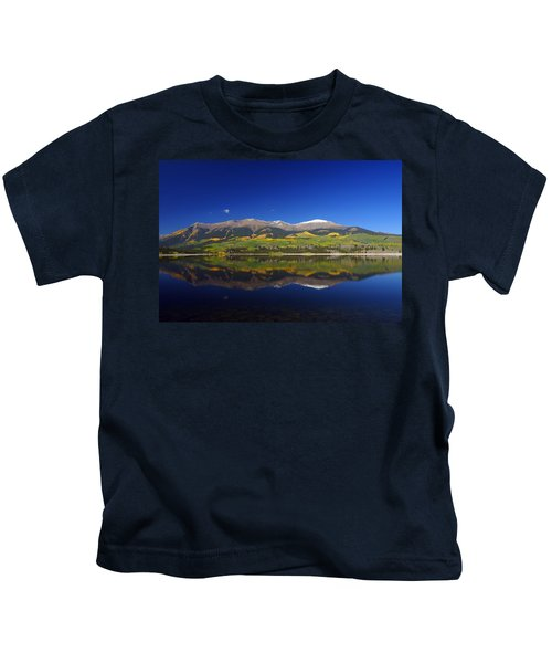 Liquid Mirror Kids T-Shirt