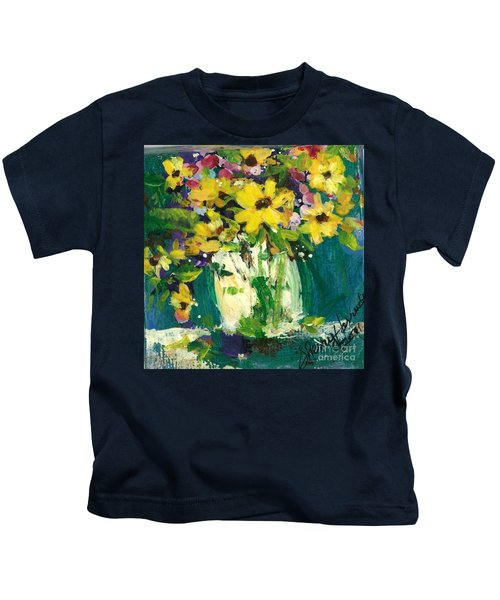 Little Daisies Kids T-Shirt