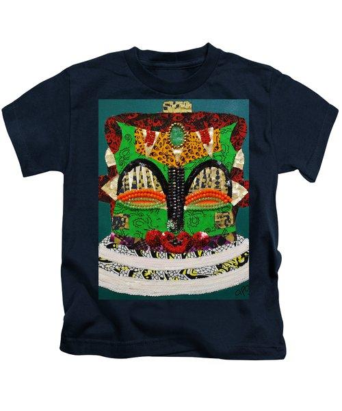 Lotus Warrior Kids T-Shirt