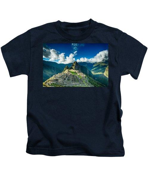 Machu Picchu Kids T-Shirt