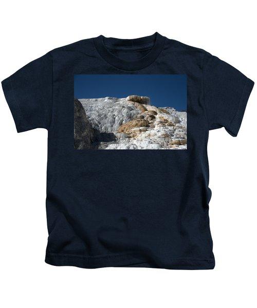 Mammoth Hot Springs 2 Kids T-Shirt