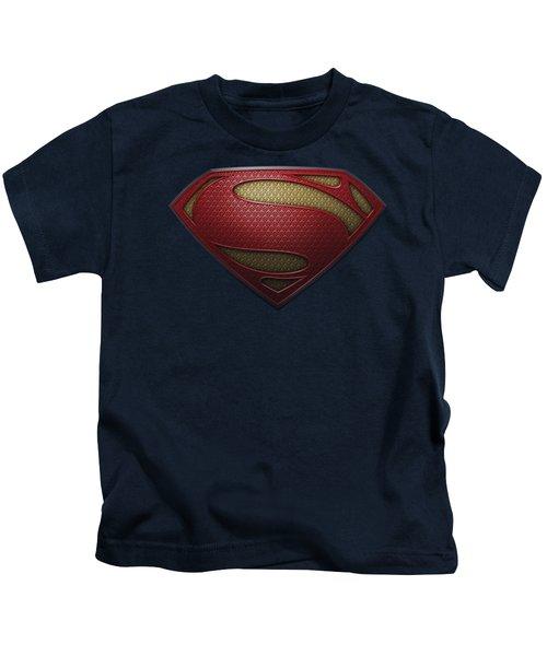2588d939 Man Of Steel - Mos Shield Kids T-Shirt