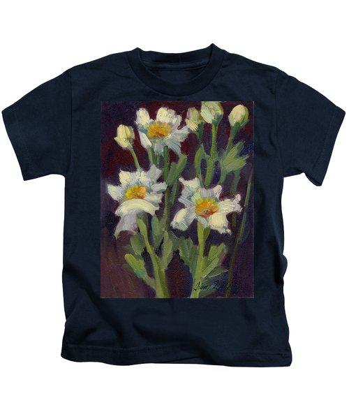Matilija Poppies Kids T-Shirt