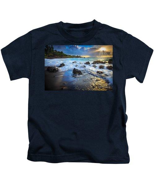 Maui Dawn Kids T-Shirt