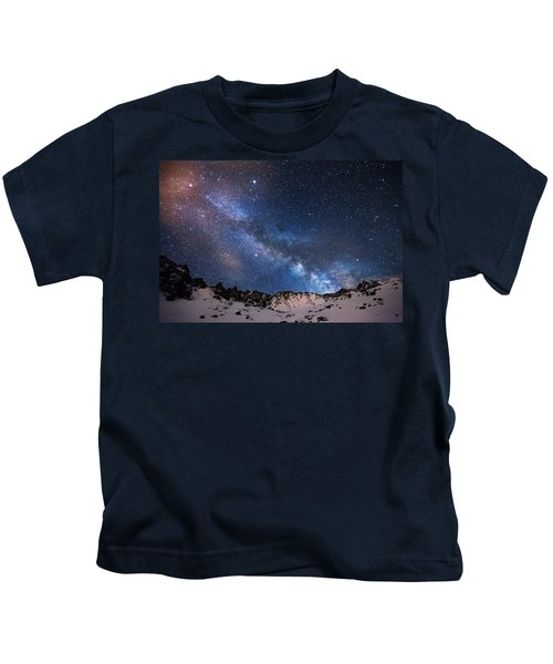 Mayflower Gulch Milky Way Kids T-Shirt