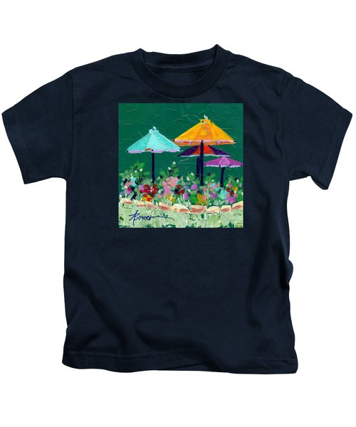 Meet Me At The Cafe Kids T-Shirt