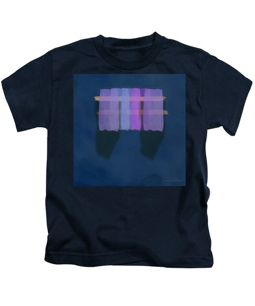 Mgl - Abstract Soft Blocks 01 I Kids T-Shirt