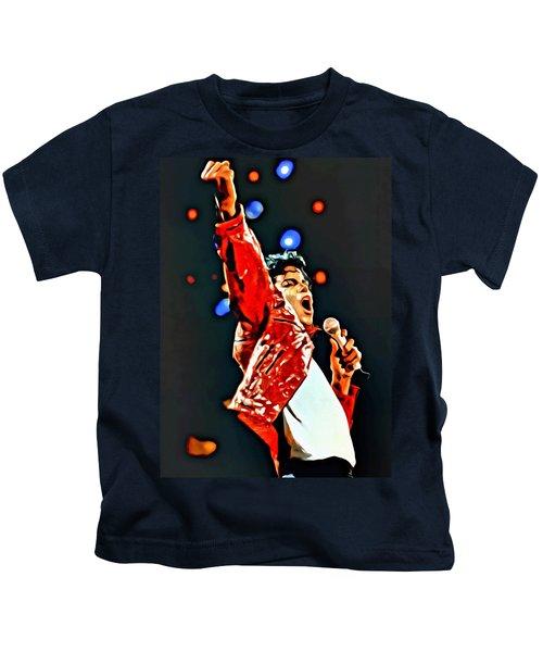 Michael Kids T-Shirt by Florian Rodarte