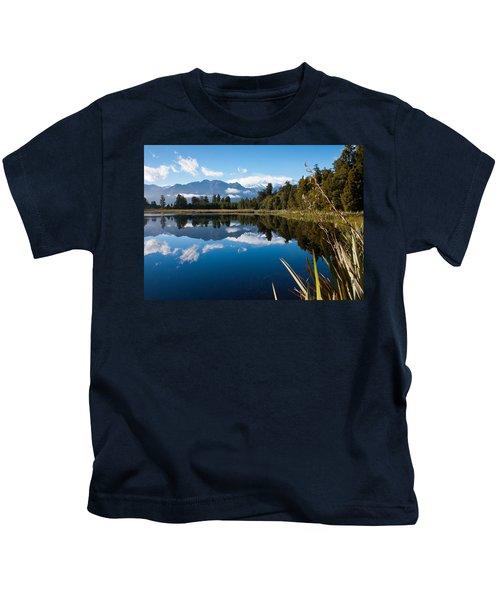 Mirror Landscapes Kids T-Shirt