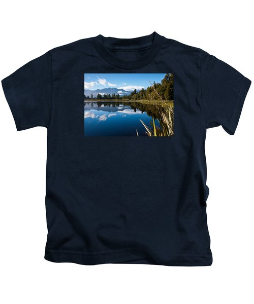 Mirror Landscapes Kids T-Shirt
