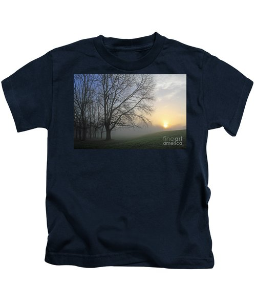 Misty Dawn Kids T-Shirt