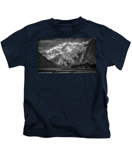 Misty Milford Kids T-Shirt