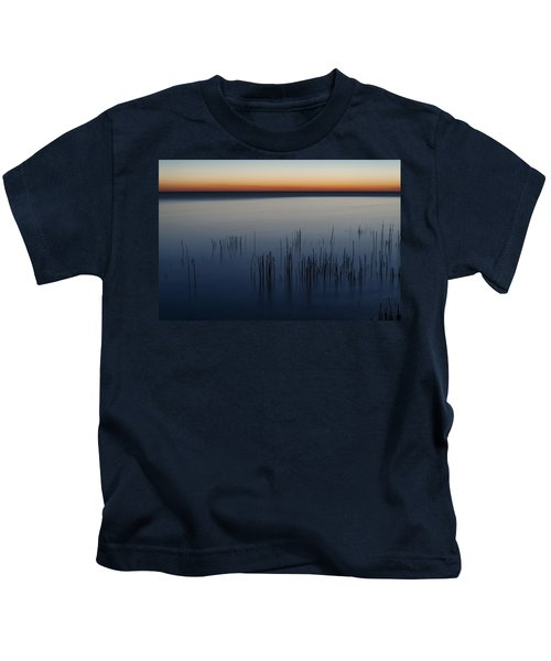 Morning Kids T-Shirt by Scott Norris