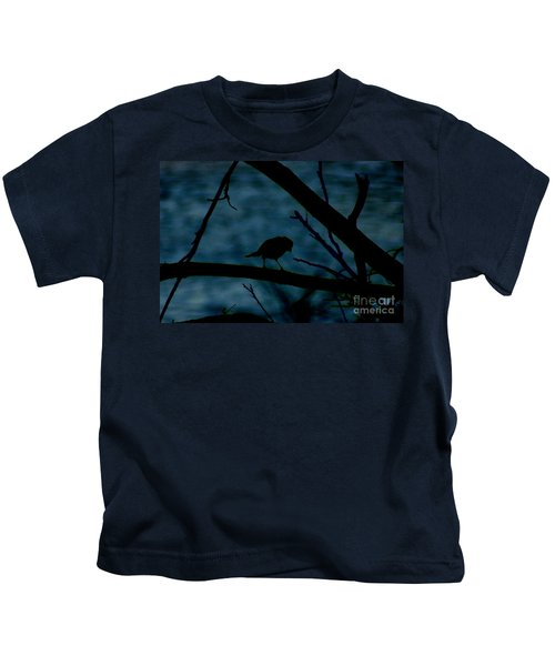 Night Bird Kids T-Shirt