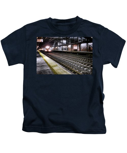 Night Train Kids T-Shirt