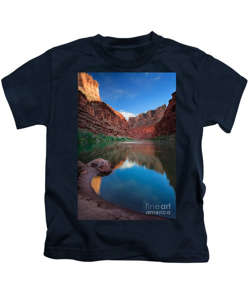 North Canyon Number 1 Kids T-Shirt