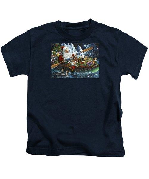 Northern Passage Kids T-Shirt