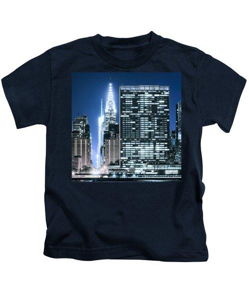 Ny Sights Kids T-Shirt