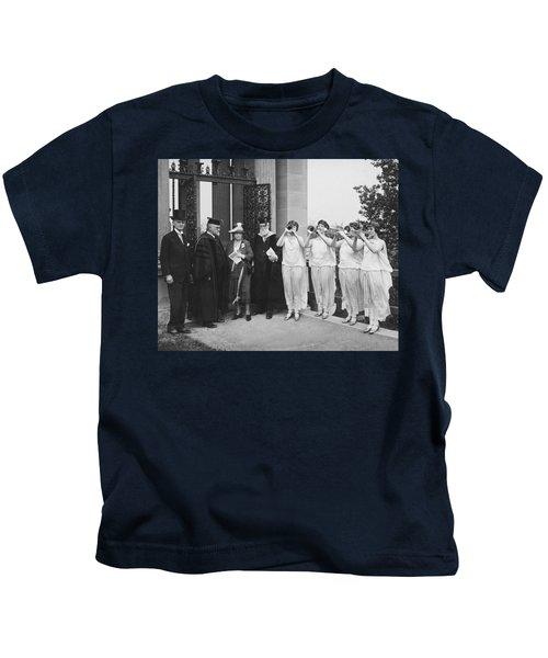 Nyu Dedication Kids T-Shirt