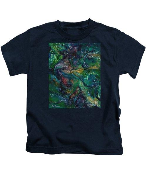 Ocean Floor Kids T-Shirt