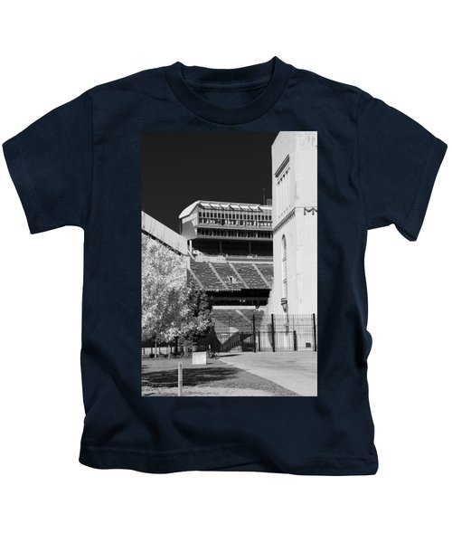 Ohio Stadium 9207 Kids T-Shirt