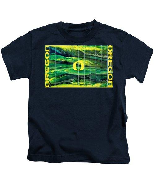 Oregon Football Kids T-Shirt