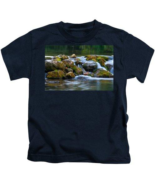 Ozark Waterfall Kids T-Shirt