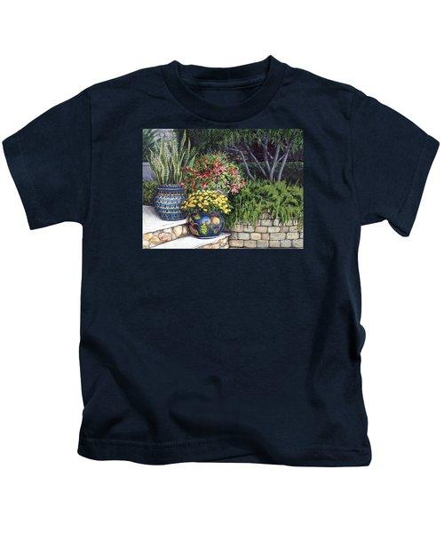 Painted Pots Kids T-Shirt