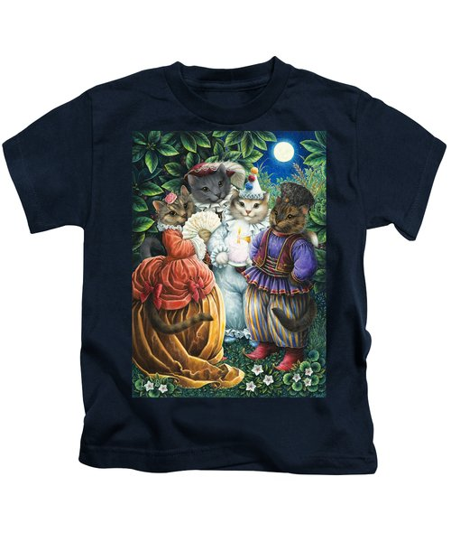 Party Cats Kids T-Shirt