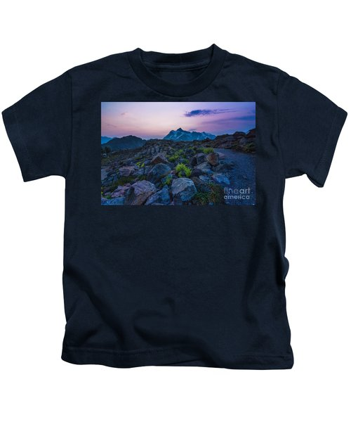 Pathway To Light Kids T-Shirt