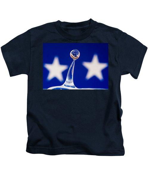 Patriotic Pop Kids T-Shirt