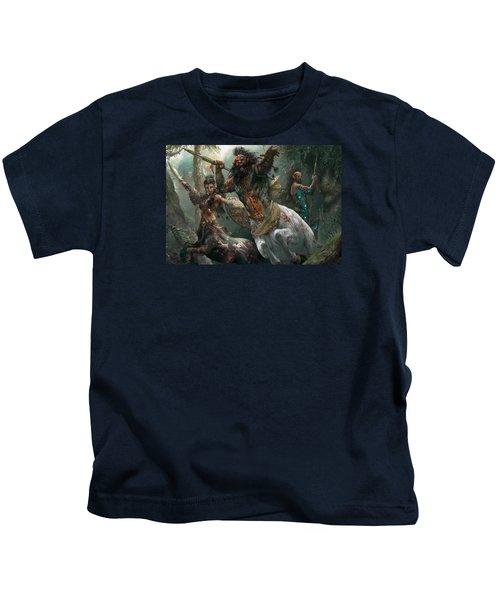 Pheres-band Raiders Kids T-Shirt