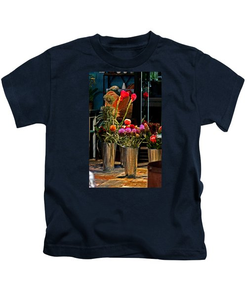 Phlower Vases Kids T-Shirt