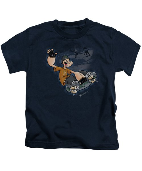 Popeye - Sk8 Kids T-Shirt