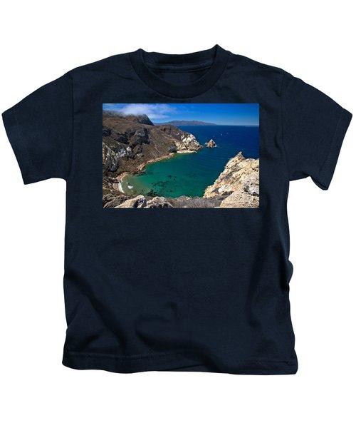 Potato Harbor Views Kids T-Shirt