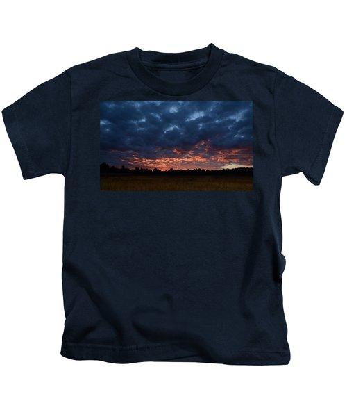 Prairie Sunrise Kids T-Shirt