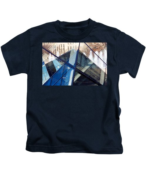 Pyramid Skylights Kids T-Shirt