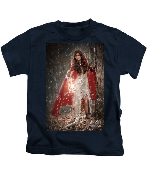 Red Riding Hood Kids T-Shirt