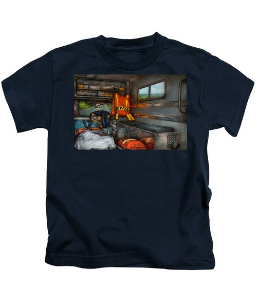 Rescue - Emergency Squad  Kids T-Shirt