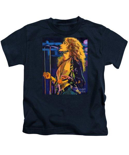 Robert Plant. Kashmir Kids T-Shirt