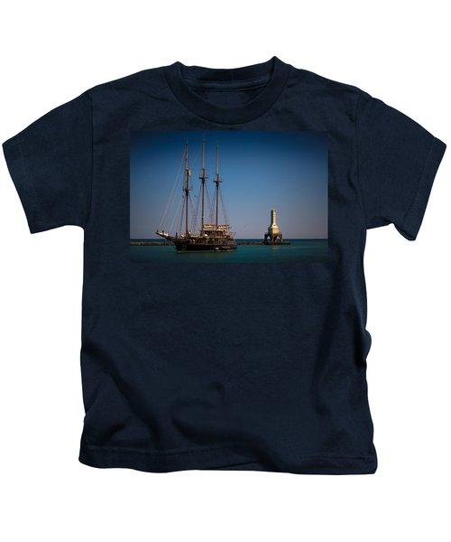 s/v Peacemaker II Kids T-Shirt