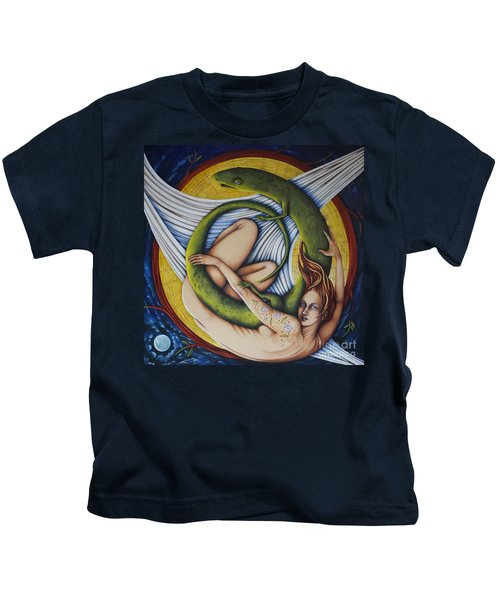 Salamander Session Kids T-Shirt