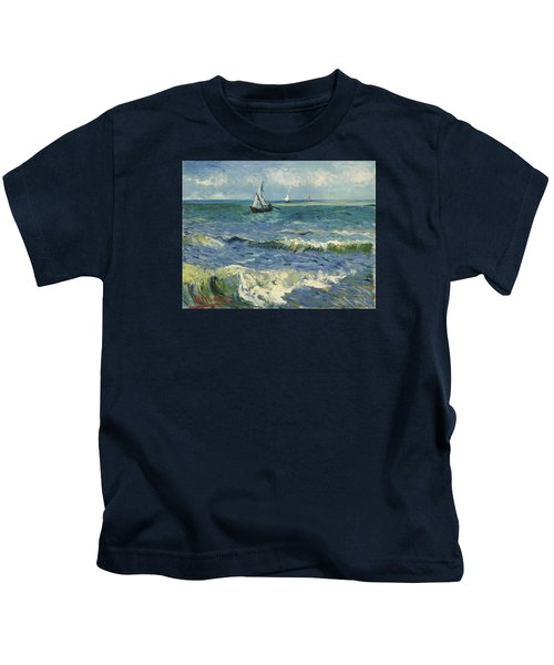 Seascape Kids T-Shirt